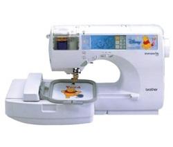 Швейно-вышивальная компьютерная машина